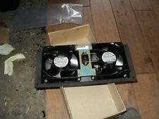 papst type 4600 cooling fans (bankof two )