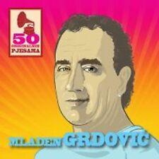 Mladen Grdovic - 50 original songs, croatian 3 cd set