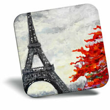 Awesome Fridge Magnet - Paris Eiffel Tower France Drawing Art Cool Gift #14785