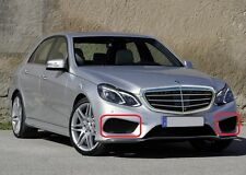 NUOVO ORIG. MB Mercedes Benz AMG E 2014-15 W212 Paraurti Anteriore ABBASSARE Grill Set