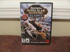 "Remington Super Slam Hunting Alaska  PC- CD ROM GAME ""New Factory-Sealed"""