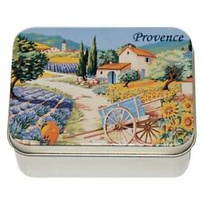 Savon Le Blanc Lavender Soap in Provence Tin - 3.5oz
