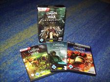 Warhammer 40.000 Dawn of War Anthology Winter Assaul & Dark Crusade PC DEUTSCH
