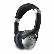 Numark Hf125 Headphones With Fixed 1-4 Inch Jack (new)
