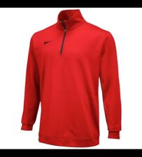 Nike Dri-Fit 1/4 Zip Pullover Mens Small New With Tags B-8