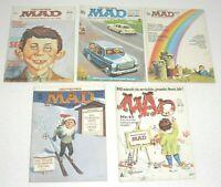 gepflegte SAMMLUNG - MAD 41-45 komplett, 60er Jahre, sehr guter Zust. (1,1-,1-2)