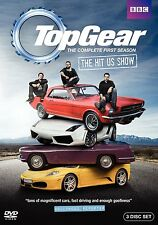 NEW - Top Gear US: Season 1