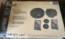 "1 Pair NEW Old School Earthquake FC-5.2 5.25"" Component speakers,Rare,NOS,NIB"