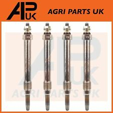 4 X Zetor Forterra 8641 9641 Proxima 6421 6441 7421 Tractor Heater Glow plugs