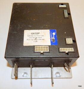 EzGo TXT 1206 MX Curtis 275A PDS Golf Cart Shunt Motor Controller G632P