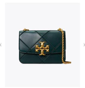 Tory Burch Eleanor Bag Purse - Brand New - SUBMARINE
