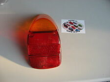 lente fanale  posteriore VW maggiolino 68-72 taillight lens beetle back up ligth