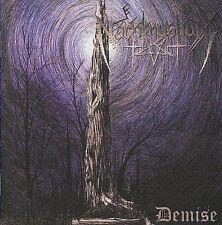 "NACHTMYSTIUM - ""Demise"" - psychedelia / black metal - CD - Candlelight USA"
