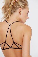 Free People Women's Intimately Prism Strappy Bra Crisscross Bralette XS-L $20