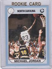 Michael JORDAN ROOKIE CARD North Carolina NCAA UNC RC College BASKETBALL