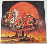 Rodney Matthews Fantasy Sci Fi Art vintage Jigsaw Puzzle complete Four Horsemen