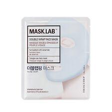 [The FACE Shop] Mask LAB Doublewrap Face Mask
