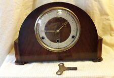 Anvil Perivale Westminster Timbre manto Reloj con Péndulo & Llave En e.w.o AN1