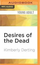 The Body Finder: Desires of the Dead 2 by Kimberly Derting (2016, MP3 CD,...