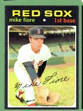 1971 Topps #287 Mike Fiore Red Sox NM centered!