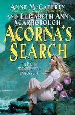 Acorna: Acorna's Search Bk. 5 by Elizabeth Ann Scarborough and Anne McCaffrey (2002, Hardcover)