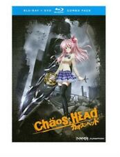 Chaos Head: Complete Series [New Blu-ray] With DVD, Boxed Set