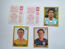 Panini World Cup WM WC 2010 10 Special Swiss Edition Gold Schweiz select 251-500