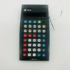 RARE Vintage CBM Commodore SR-6120R Scientific Pocket Calculator - Works