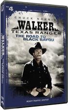 Walker Texas Ranger: The Road to Black Bayou [New DVD] Full Frame, Subtitled,