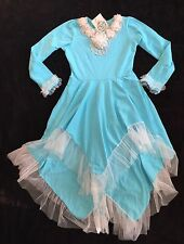 Mia Belle Baby Couture Girls Size 10 Handkerchief Dress NWT