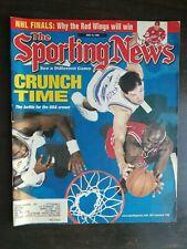 The Sporting News Magazine June 15, 1998 - Michael Jordan - Detroit Red Wings