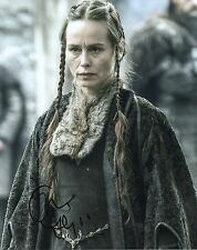 TARA FITZGERALD - Signed 10x8 Photograph - TV - GAME OF THRONES