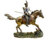 Uhlan Ulan Polish Light Cavalry Knight Figure Soldier Veronese  Art 10""