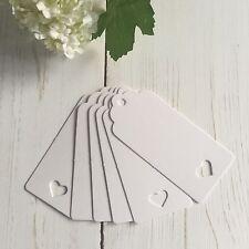 25 cœur blanc carte ballon message étiquettes-Funérailles, Célébration de la vie