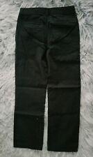 The Childrens Place Boys Uniform Chino Pants, Black, Size 7