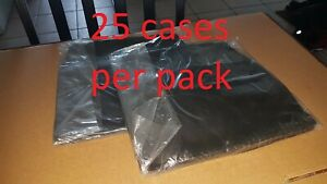 +1 Lot of 50x Cases Holder, Protector for Owners Manuals, Fit books! WHOLESALE