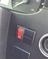NCV3 Sprinter Dash switch adapter with K1 Otto Switch