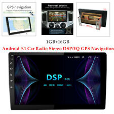 """9""""2din Android 9.1 Car Radio Stereo DSP/EQ GPS Navigation WIFI FM MP5 Player"""