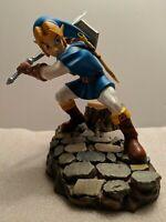 First4Figures Zelda: Zora Tunic Link Statue (Ocarina of Time)