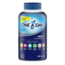 ONE A DAY MEN'S MULTIVITAMIN / MULTIMINERAL SUPPLEMENT 300 TABLETS