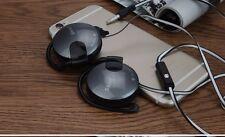 3.5mm Stereo Headphone Subwoofer Earphone Ear Hook Headset for universal mobiles
