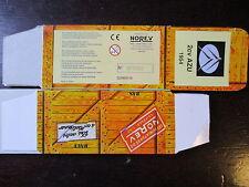 BOITE VIDE NOREV  CITROEN 2CV AZU  1954  EMPTY BOX CAJA VACCIA