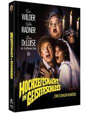 Hochzeitsnacht im Geisterschloss - Limited Mediabook / Cover A # BLU-RAY+DVD-NEU