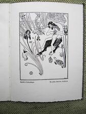 Wind in the Pines - A Celtic Miscellany by G. Paine (1922) - First edition