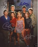 BUFFY THE VAMPIRE SLAYER CAST AUTOGRAPH SIGNED PP PHOTO POSTER