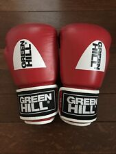 Green Hill 10 Oz. Amateur Style Punch-Ii Custom Boxing Gloves