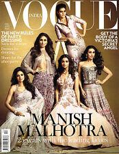 December Vogue Magazines for Women