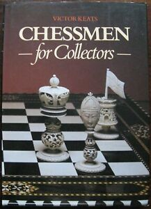 Chessmen for Collectors by Victor Keats (Hardback, 1985)