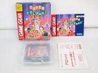 Super Columns MINT Condition Game Gear Sega Japan Game gg