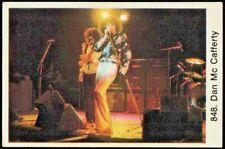 Dan McCafferty Nazareth 1970's Swedish High Numbers Pop Stars Set Gum Card #848.